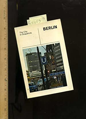 The City in Snapshots : Berlin [souvenir Pictorial Guide, Biograpy, Interesting details]: Albertz, ...