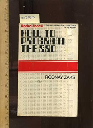 How to Program the 280 : Radio: Radio Shack /