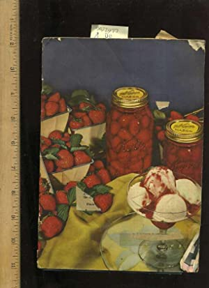 Kerr : Planning for Easier Home Canning [preserving Foods with laid in Other Related Booklet and ...