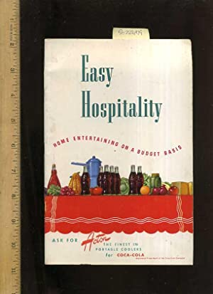 Easy Hospitality : Home Entertaining on a Budget Basis : Ask for Acton : The Finest in Portable ...