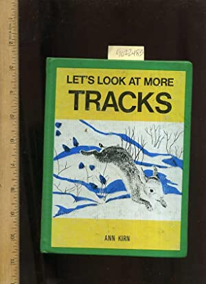 Let's Look at More Tracks [Pictorial Children's Reader, Learning to Read, Skill building]...