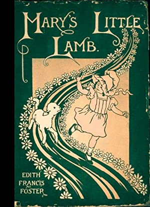 Mary's little lamb : A Picture Guessing Story for Little Children : with 500 Pictures by the Author...