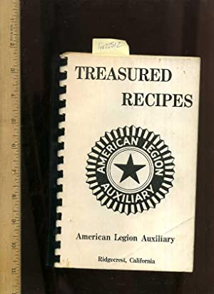 Treasured Recipes [A Cookbook / Recipe Collection / Compilation of Fresh Ideas, ...