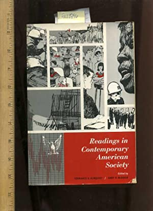 Readings in Contemporary American Society [Critical / Practical Study ; Review ; Reference ; ...