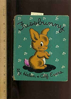 Fussbunny [Pictorial Children's Reader, Learning to Read, Skill building]: Evers, Helen and ...