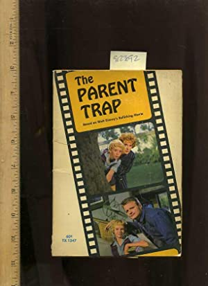 The Parent Trap [Movie Tie in, Haley Mills and Brian Keith Cover]: Crume, Vic / based on Walt ...