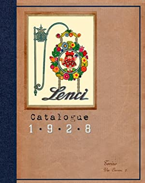 1927 / 1928 Lenci Sales Samples Catalog [Catalogue of Dolls, Toys, Over 200 Items Pictured, ...