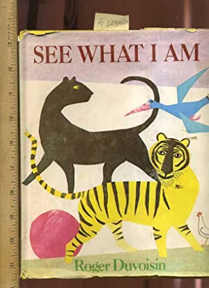 See What I Am [Pictorial Children's Reader, Learning to Read, Skill Building, Cat / Cats ...