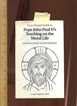 A Lay Person's Guide to Pope John: Bagiackas, Joseph