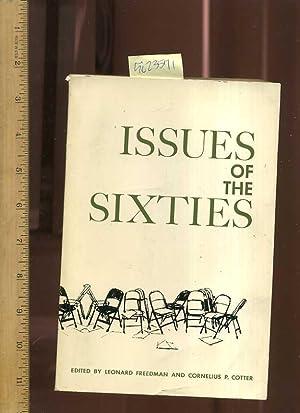 Issues of the Sixties / 60s /: Freedman, Leonard /