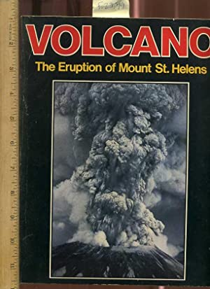 Volcano : The Eruption of Mount St.: Angeloff, Sam A.