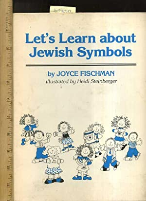 Let's Learn Jewish Symbols [Pictorial Children's Reader, Learning to Read, Skill Building...