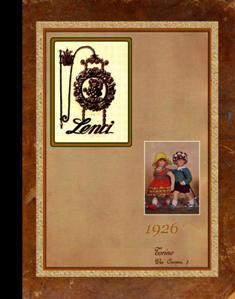 1926 Lenci Sales Sample Catalog [Catalogue of Dolls, Mascots, Toys, 100s Items Pictured, Dudovich ...