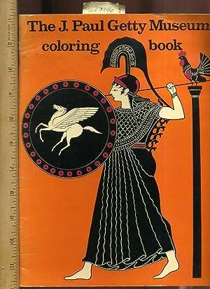 The J. Paul Getty Museum Coloring Book: Bellerrophon Books