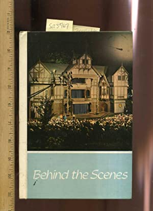 behind the Scenes [Pictorial Children's Reader, Story of a Boy Who Takes Up theatre and acting...