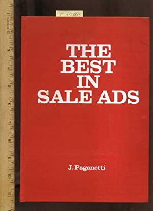The Best in Sale Ads : Volume I / One / 1 [Critical / Practical Study ; Review ; Reference ; ...