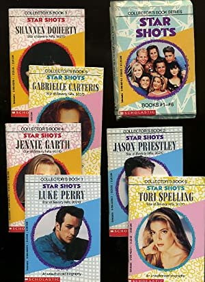 Star Shots : Collector Books Series : Stars of Beverly Hills 90210 TV Show : Books : 1 Luke Perry ;...