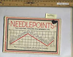 Needlepoints : The Everyday Tensions in a Woman's Life : The Connecticut Mutual Life Insurance...