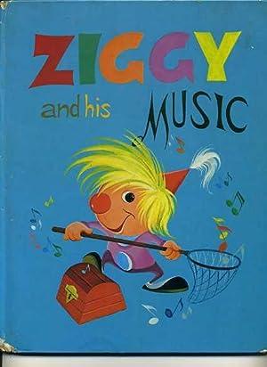 Ziggy and His Music [Pictorial Children's Reader, Oversized Boy's Adventure story]: Van ...