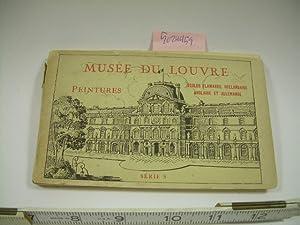 Musee Du Louvre : Peintures : Ecoles Flamande, Hollandaise, Anglaise et Allemande : Serie 5 : Carte...