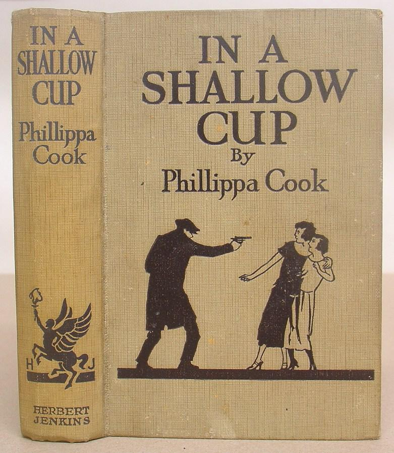 In A Shallow Cup Cook, Phillippa Hardcover