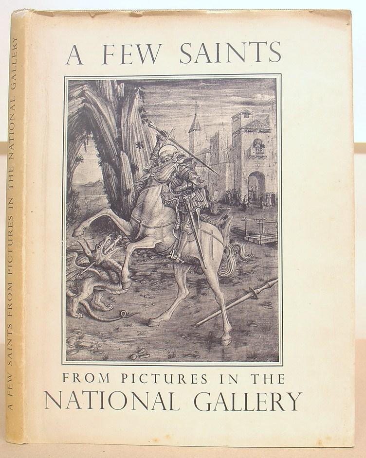 A Few Saints From Pictures In The: Davies, Martin