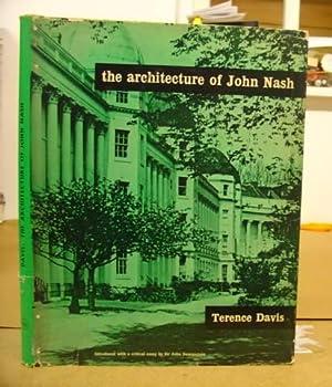 The Architecture Of John Nash: Davis, Terence