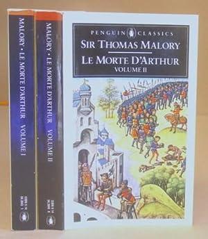 Le Morte D' Arthur Volume I [with]: Malory, Sir Thomas