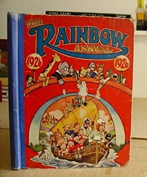 The Rainbow Annual 1926. Pictures And Stories: Bruin, Mrs [editor]