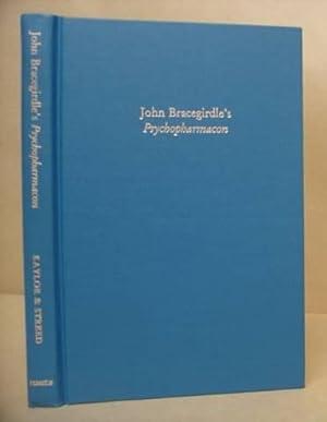 John Bracegirdle's Psychopharmacon - A Translation Of Boethius' De Consolatione ...