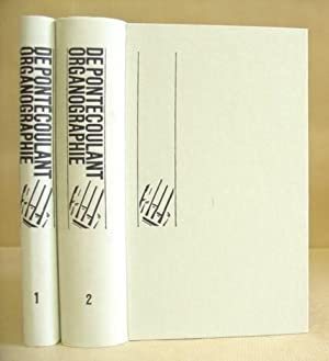 Organographie Essai Sur La Facture Instrumentale. Art, Industrie Et Commerce [ 2 volumes complete ]...