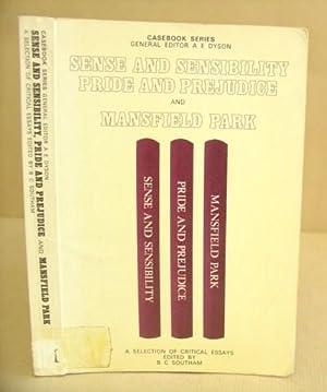 Jane Austen - Sense And Sensibility, Pride: Southam, B C