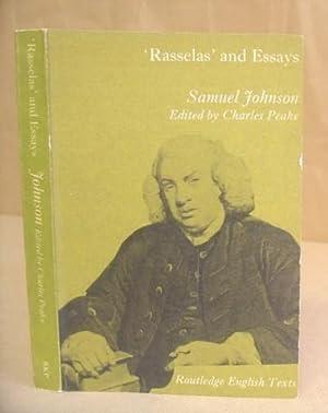 essays written by samuel johnson Samuel johnson's rambler #60, an essay on writing biographies and their value.