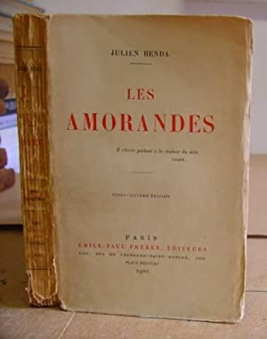 Les Amorandes: Benda, Julien