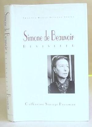 Simone De Beauvoir Revisited: Brosman, Catherine Savage