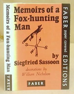 Memoirs Of A Fox Hunting Man: Sassoon, Siegfried