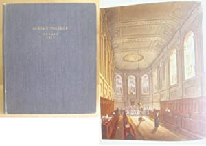 Queen's College Oxford [ A History Of: Coombe, William