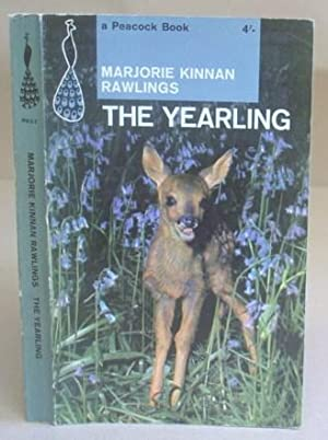 The Yearling Marjorie Kinnan Rawlings N C Wyeth Scribner Illus 1944 12 color pls