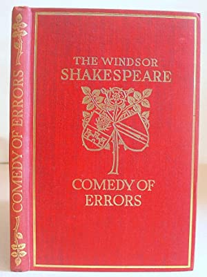 Comedy Of Errors - The Windsor Shakespeare: Shakespeare, William &