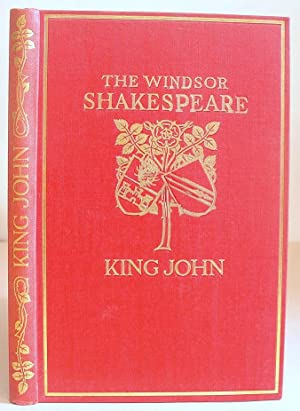King John - The Windsor Shakespeare: Shakespeare, William &