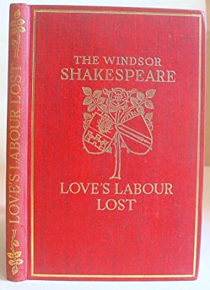 Love's Labour Lost - The Windsor Shakespeare: Shakespeare, William &