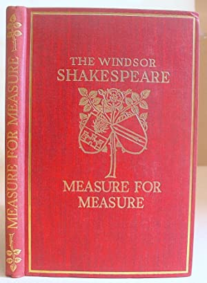 Measure For Measure - The Windsor Shakespeare: Shakespeare, William &