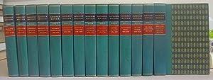 Danmarks Historie [ 14 volumes complete ]: Danstrup, John &
