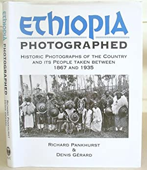 Ethiopia Photographed - Historic Photographs Of The Country And Its People Taken Between 1867 And...