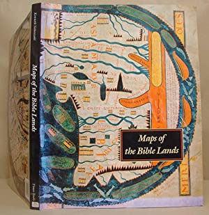 Maps Of The Bible Lands : Images Of Terra Sancta Through Two Millennia