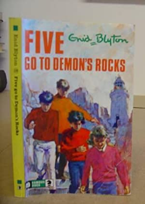 Five Go To Demon's Rocks - Famous Five Book 19