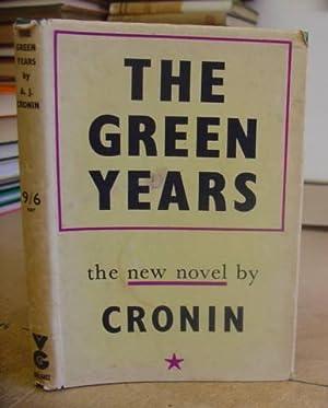 The Green Years: Cronin, A J