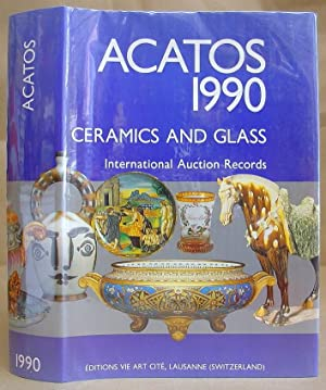 Ceramics And Glass 1990 - International Auctions From January 1st To December 31st 1989