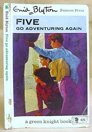 Five Go Adventuring Again - Famous Five Book 2