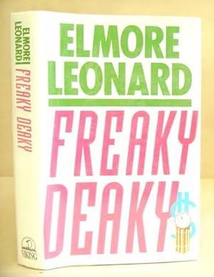 Freaky Deaky: Leonard, Elmore